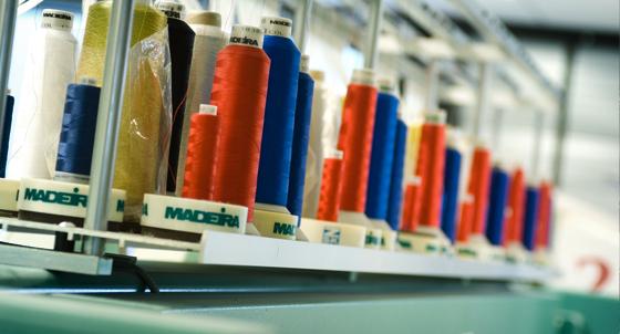 fleece trui laten borduren